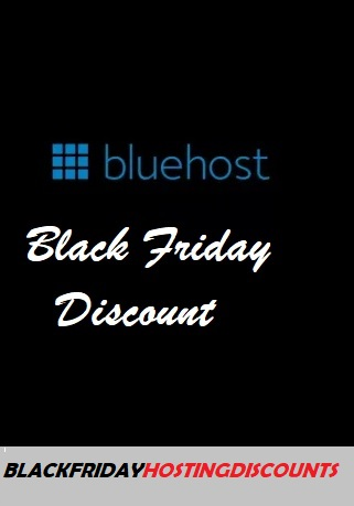 BlueHost Black Friday Discount